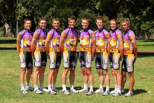 There will no longer be a continental AIS team. This is the 2009 team and included Jack Bobridge, Michael Matthews and Leigh Howard, Rohan Dennis, Luke Davison and Glen O'Shea, Travis Meyer and Adam Semple.