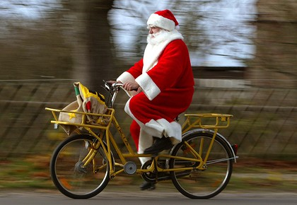 Bet Santa is thinking he wants a carbon frame with Lightweight wheels for Xmas!