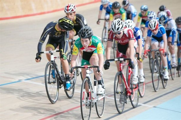 Bottom-age Tassie under-15 Ronin 'Ranga' Munro was the surprise packet of the Championships winning the scratch race and medalling in the sprint and TT.