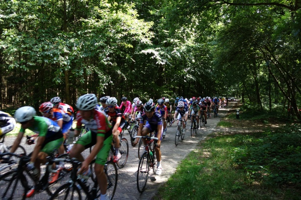 More narrow roads, big fields and tough racing for the final stage.