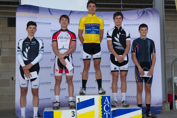 Four out of the top five on GC… what do you call a podium stacked with Kiwis?