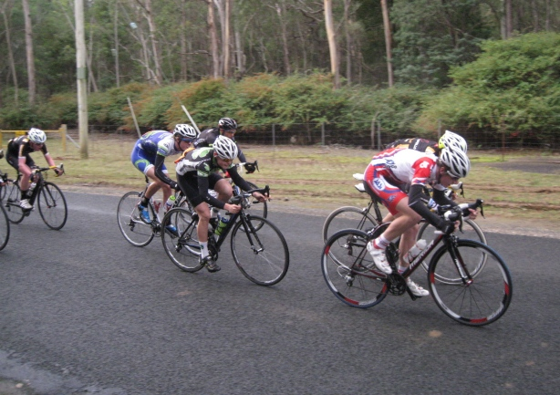 Action from the JM17 stage four kermesse from last year's tour.