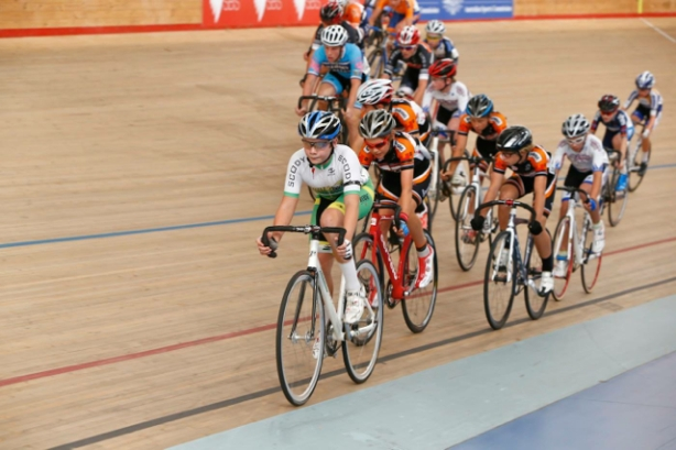The fourth edition of the National Junior Track Series starts this weekend.  Are you ready for it?